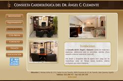 Consulta Cardiológica Ángel Clemente